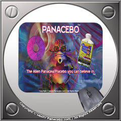 Panacebo Mousepad #1 (only $19.65)