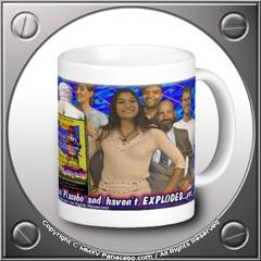 Panacebo Mug #1 (only $19.75)